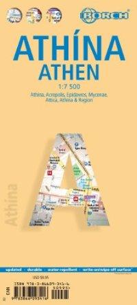מפה BB אתונה