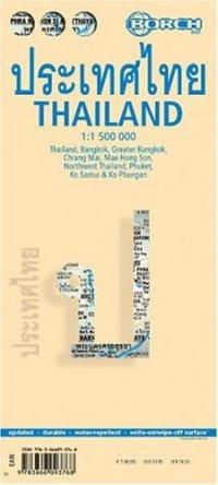 מפה BB תאילנד