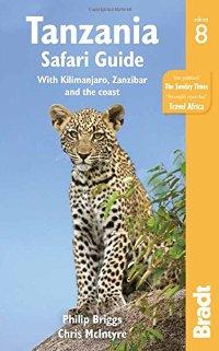 מדריך באנגלית BR טנזניה (עם זנזיבר, פמבה ומפיה)