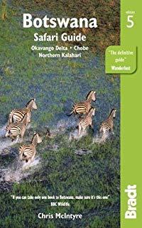 מדריך באנגלית BR בוטצואנה (אוקוונגו, קלהרי, צ'ובה)
