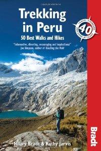 מדריך באנגלית BR טרקים בפרו Trekking Guide