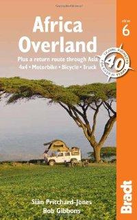 מדריך באנגלית BR אפריקה ברכב