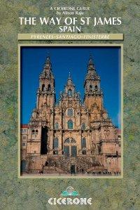 מדריך באנגלית CP הדרך של סנט ג'יימס - ספרד