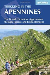 מדריך באנגלית CP טרקים בהרי האפנינים