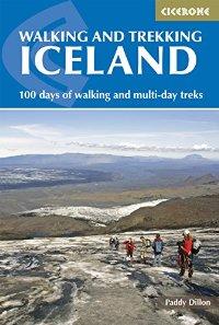 מדריך באנגלית CP הליכה וטרקים באיסלנד