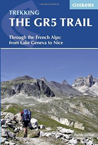 מדריך באנגלית CP מסלול GR5: דרך האלפים הצרפתיים - אגם ז'נבה לניס