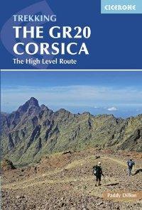 מדריך באנגלית CP קורסיקה: GR20