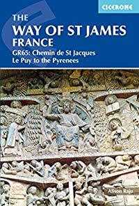 מדריך באנגלית CP הדרך של סנט ג'יימס - צרפת