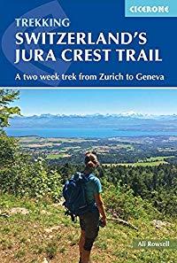 מדריך באנגלית CP שביל ג'ורה קרסט שווייץ