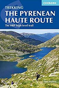 מדריך באנגלית CP הפירנאים  Haute Rout