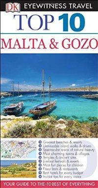 מדריך באנגלית DK מלטה וגוזו