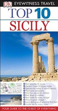 מדריך באנגלית DK סיציליה