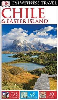 מדריך באנגלית DK צ'ילה ואי הפסחא