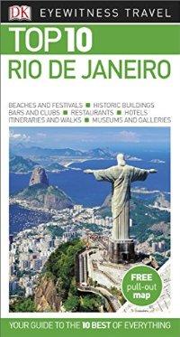 מדריך באנגלית DK ריו דה ז'ניירו