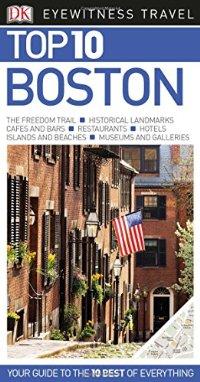 מדריך באנגלית DK בוסטון