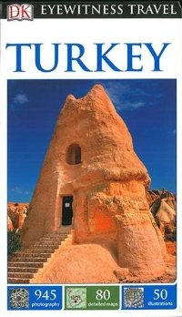 מדריך באנגלית DK טורקיה