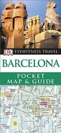 מדריך באנגלית DK ברצלונה