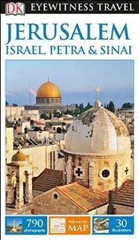 מדריך באנגלית DK ישראל (ירושלים פטרה וסיני)