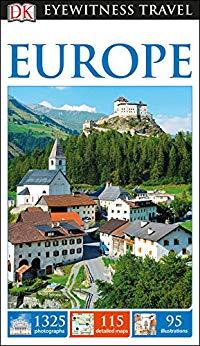 מדריך באנגלית DK אירופה