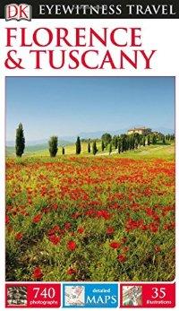 מדריך באנגלית DK פירנצה וטוסקנה