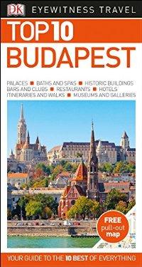 מדריך באנגלית DK בודפשט
