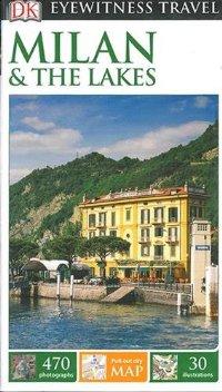 מדריך באנגלית DK מילאנו והאגמים