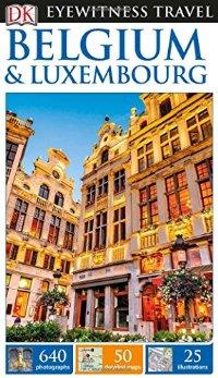 מדריך באנגלית DK בלגיה ולוקסמבורג