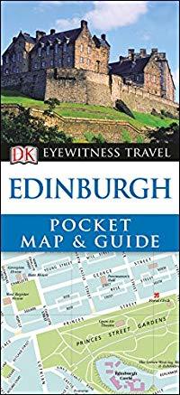 מדריך באנגלית DK אדינבורו