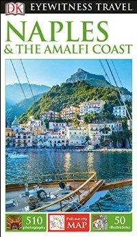 מדריך באנגלית DK נאפולי וחוף אמלפי