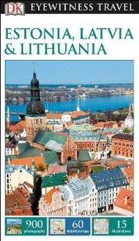 מדריך באנגלית DK אסטוניה, לטביה וליטא