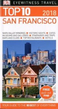 מדריך באנגלית DK סן פרנסיסקו