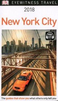 מדריך באנגלית DK ניו יורק