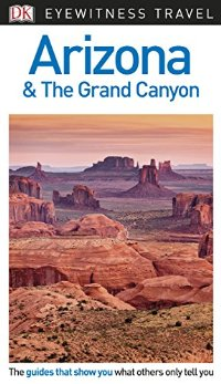 מדריך באנגלית DK אריזונה והגראנד קניון