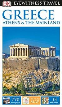 מדריך באנגלית DK יוון, אתונה והיבשת