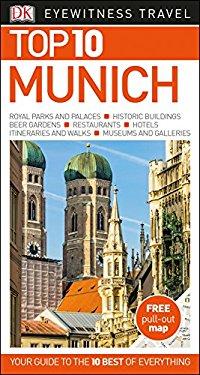 מדריך באנגלית DK מינכן