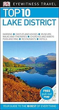 מדריך באנגלית DK אנגליה - איזור האגמים