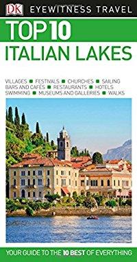 מדריך באנגלית DK איטליה - אזור האגמים