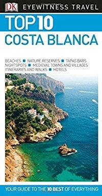 מדריך באנגלית DK קוסטה בלאנקה