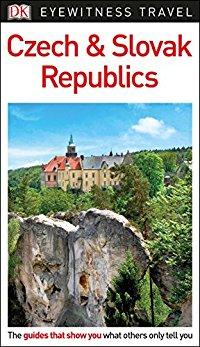 מדריך באנגלית DK צ'כיה וסלובקיה
