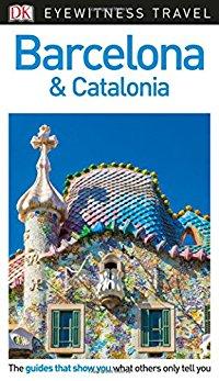 מדריך באנגלית DK ברצלונה וקטלוניה
