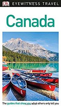 מדריך באנגלית DK קנדה
