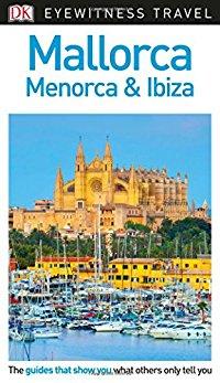 מדריך באנגלית DK מיורקה, מנורקה ואיביזה
