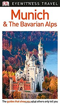 מדריך באנגלית DK מינכן והאלפים של בואריה