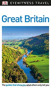 מדריך באנגלית DK בריטניה