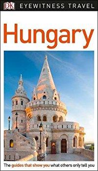 מדריך באנגלית DK הונגריה