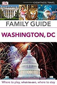 מדריך באנגלית DK וושינגטון