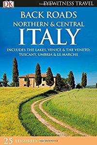 מדריך באנגלית DK צפון ומרכז איטליה