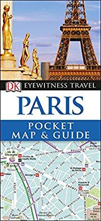 מדריך באנגלית DK פאריז