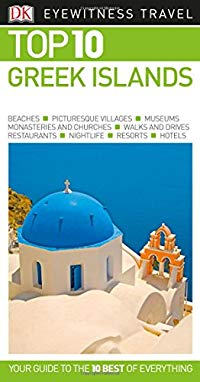 מדריך יוון, איים דורלינג קינדרסלי 10 הגדולים