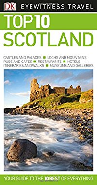 מדריך סקוטלנד דורלינג קינדרסלי 10 הגדולים